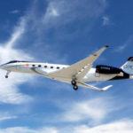 Бизнес-джет Gulfstream G700 совершил первый полет