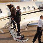 Заказ бизнес самолета