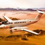 Blackhawk сертифицировал новый комплект обновлений для King Air 350