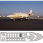 Falcon 2000 DX